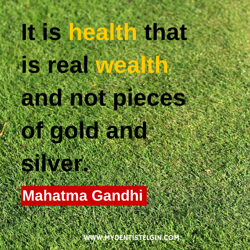health quotes elgin